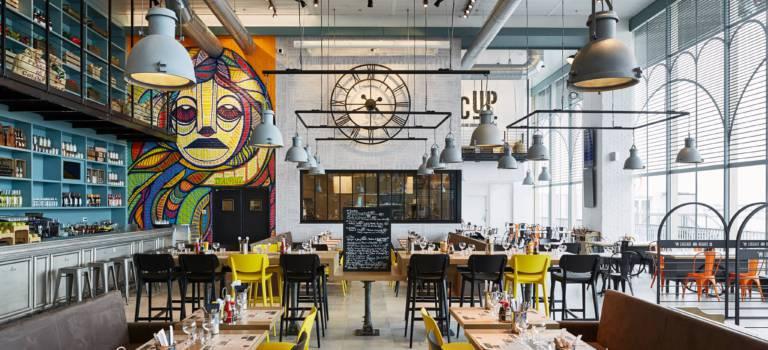 Cup Orly : le chef étoilé Gilles Choukroun ouvre sa brasserie à l'aéroport