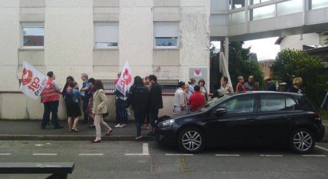 Des agents de l'ex-clinique de Bourg-la-Reine dénoncent un transfert d'activité anticipé vers Vitry-sur-Seine