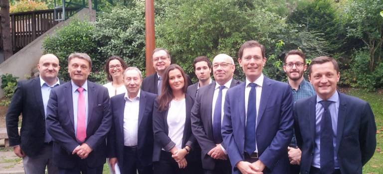 L'UDI Val-de-Marne en ordre de bataille pour les législatives et la sénatoriale 2017