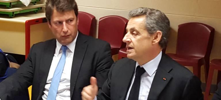 Le député Sylvain Berrios rallie Nicolas Sarkozy