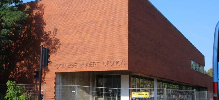 Tour des chantiers des collèges du Val-de-Marne