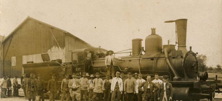 Le port de Bonneuil-sur-Marne fête ses cent ans
