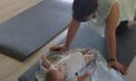 Fitness post-maternité avec son bébé à Nogent-sur-Marne