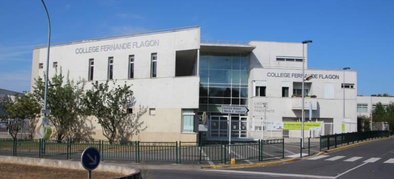 L'arrivée d'une nouvelle principale clôt la crise au collège Flagon