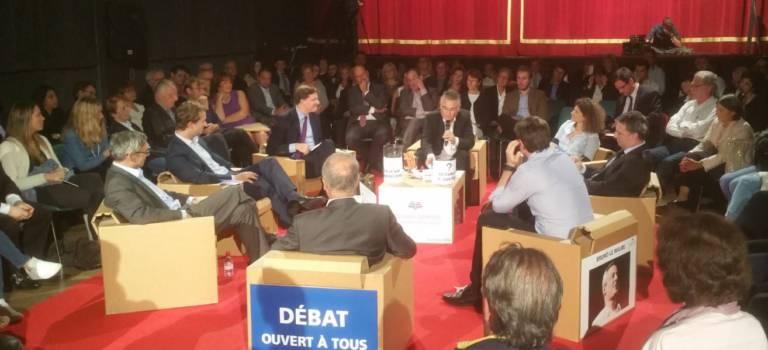 Primaires : six nuances de droite ont débattu à Bry-sur-Marne