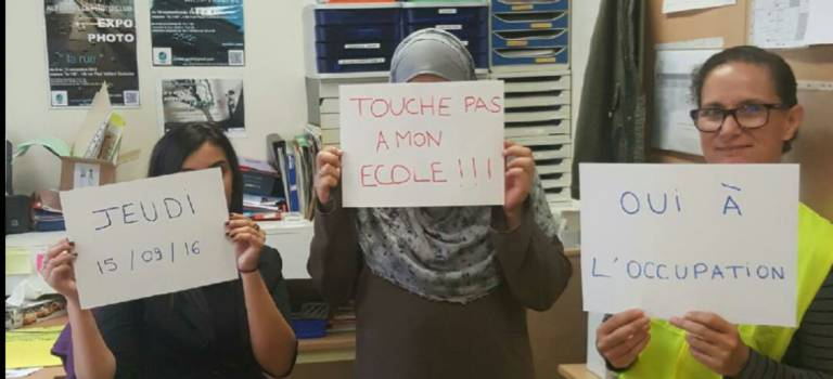 A Créteil, les parents de Félix Eboué maintiennent la pression