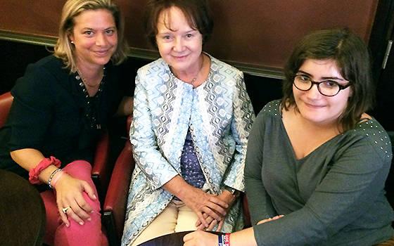 Lancement d'un comité Femmes avec Fillon dans le Val-de-Marne