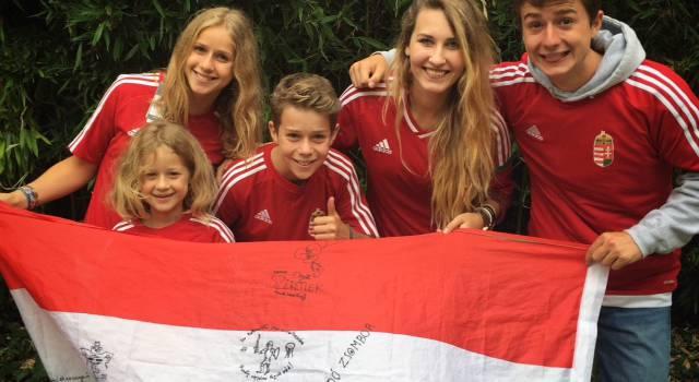 Année de lycée à l'étranger : une hongroise à Cachan, un Cachanais en Finlande