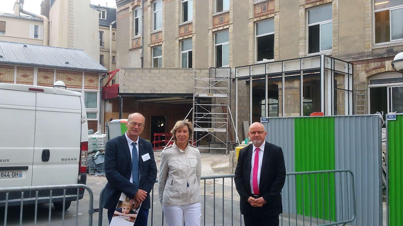 institut Le Val Mande Patrick Lemée Florence Lemaire Dominique Pierrot