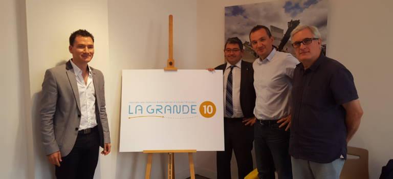 Tous motivés pour La Grande 10 à Ivry-sur-Seine