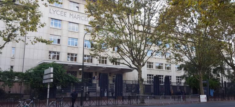 Lycée Berthelot à Saint-Maur-des-Fossés: la cafétéria pourrait rouvrir en janvier