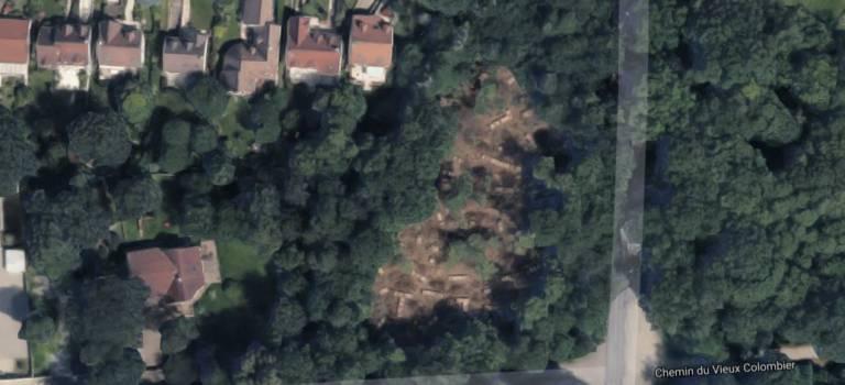Enquête publique sur le rattachement d'un bout chemin du Vieux Colombier de Marolles à Boissy