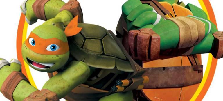 Les héros de Nickelodeon débarquent à Belle Epine