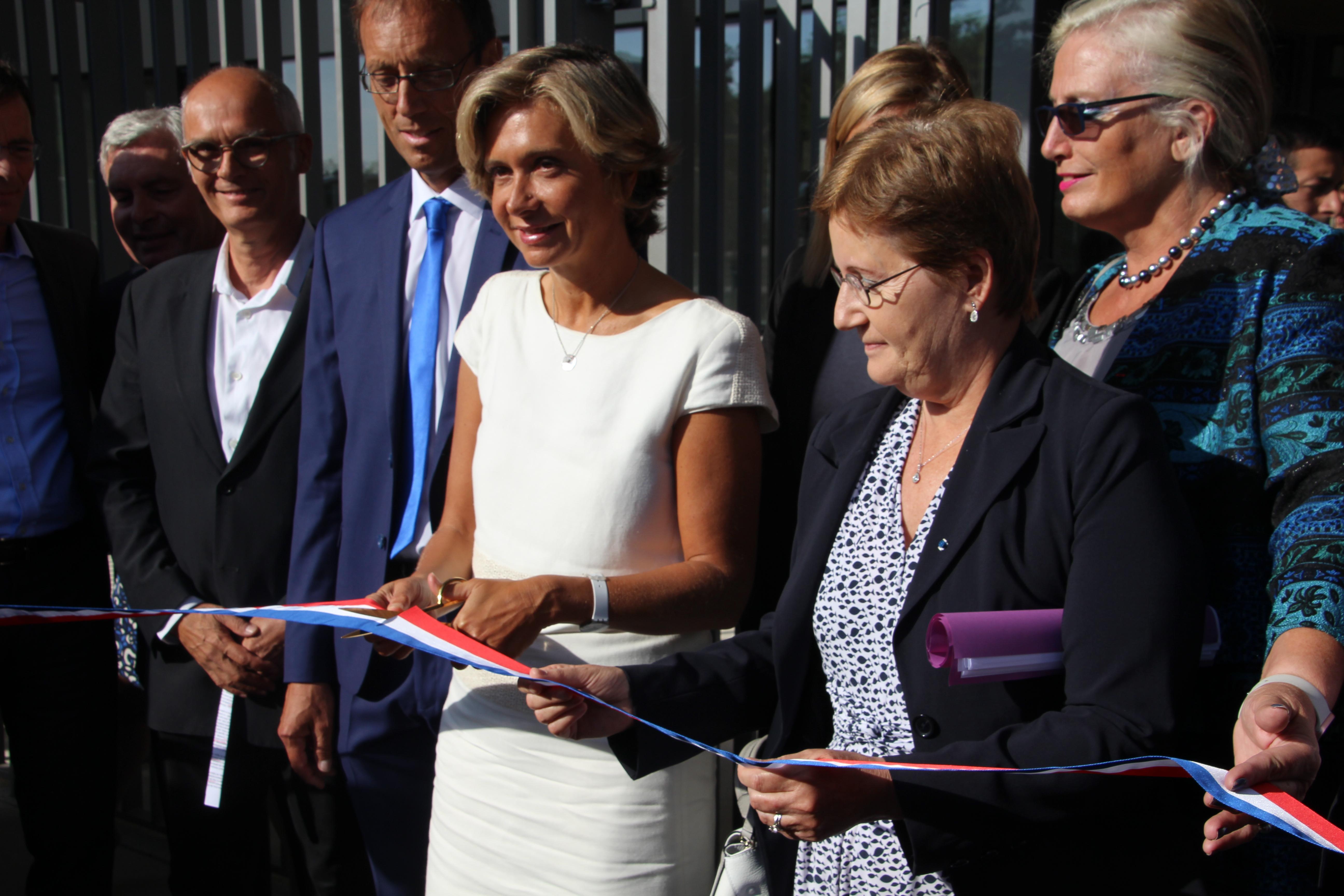 Pécresse-Gille-inauguration-lycée-international-est-parisien