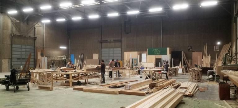 Les Studios de Bry seront reconstruits et agrandis