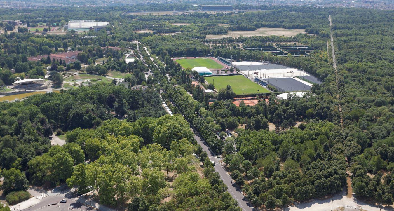 Un nouveau terrain de rugby synth tique vincennes 94 for Piscine vincennes