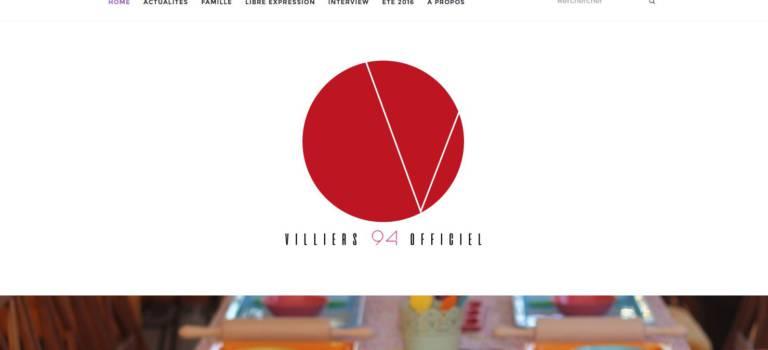Lancement d'un site d'info participative à Villiers-sur-Marne