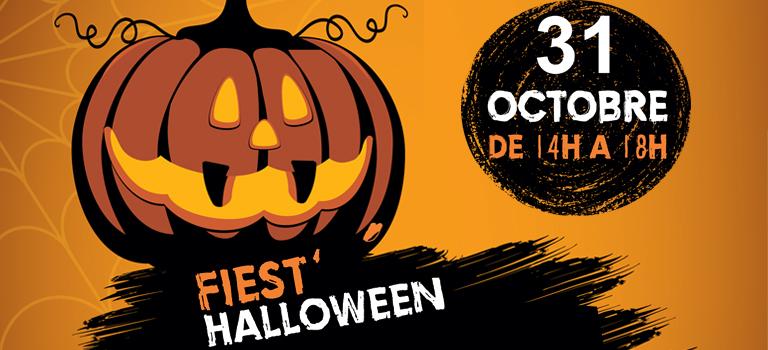 Fiest'Halloween à Villeneuve-Saint-Georges