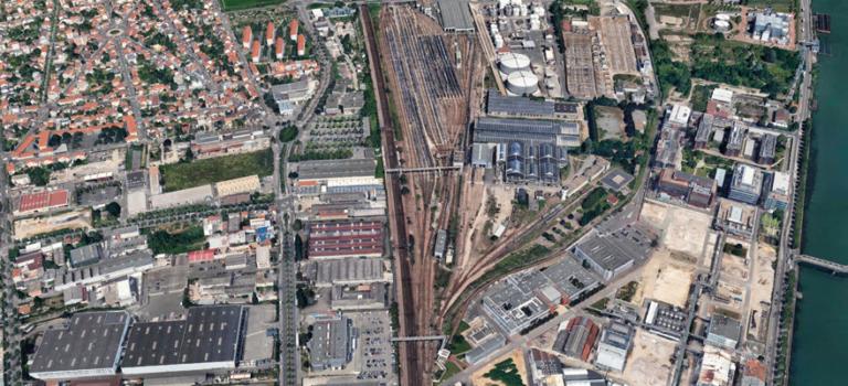 Inventons la métropole: Les Ardoines sur le devant de la Seine
