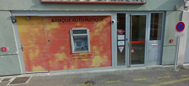 Attaque spectaculaire mais ratée d'un distributeur de billets à Villeneuve-le-Roi