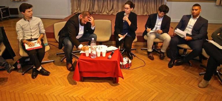 Primaires à droite: les Jeunes LR ont débattu à Saint-Maurice