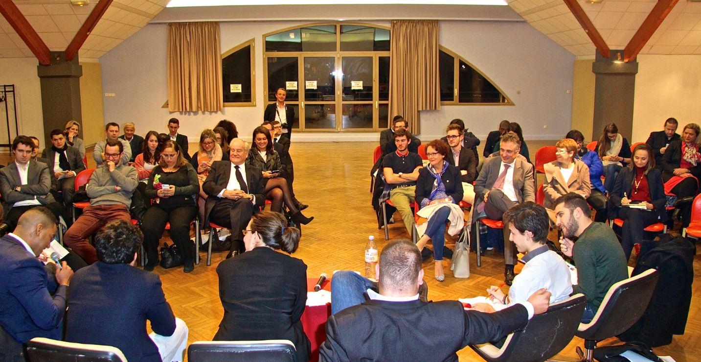 Debat LR Jeunes Saint Maurice