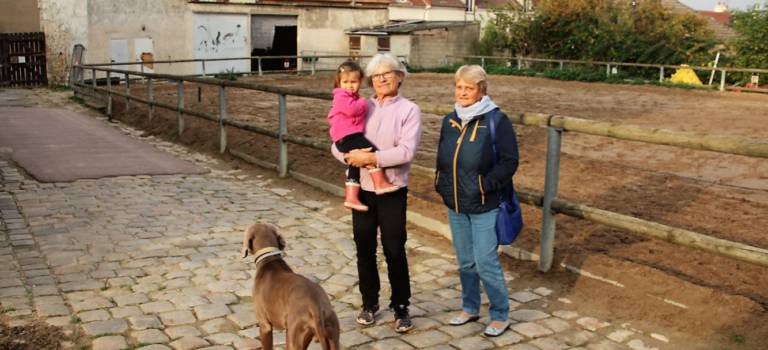 A Villeneuve-le-Roi, le devenir de la ferme Baron-Marais mis sur la place publique