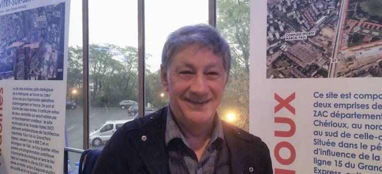 Municipales 2020 à Vitry-sur-Seine: Jean-Claude Kennedy officiellement candidat PCF