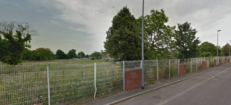 Le terrain de l'ex-collège Joliot-Curie de Valenton pourrait accueillir un nouveau collège intercommunal