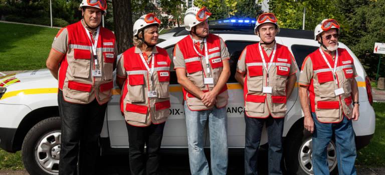 Devenez réserviste pour la Croix rouge du Val-de-Marne