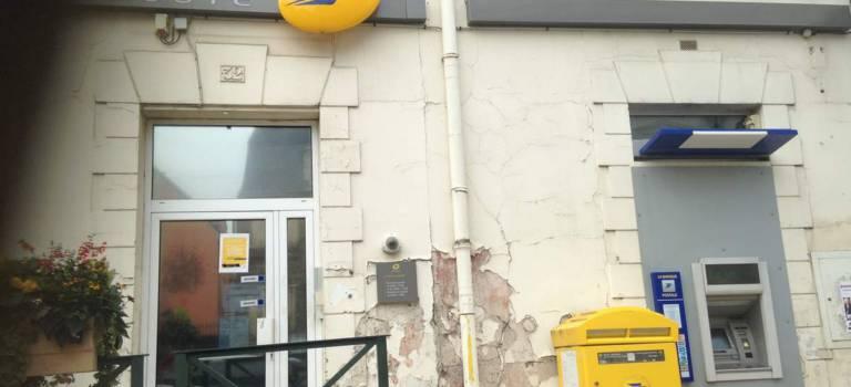 Rébellion contre la menace de fermeture d'un bureau de Poste à Boissy-Saint-Léger