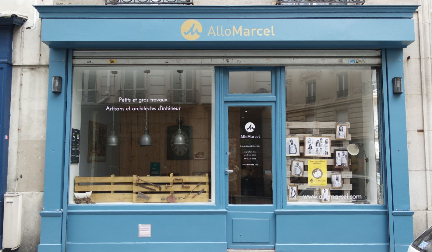 Allo Marcel Magasin Paris 11
