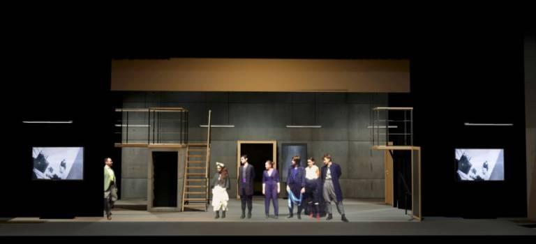 Hala Ghosn imagine un Avare contemporain au théâtre de Villejuif