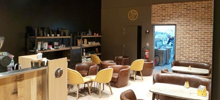 Colombus Café ouvre au MIN de Rungis