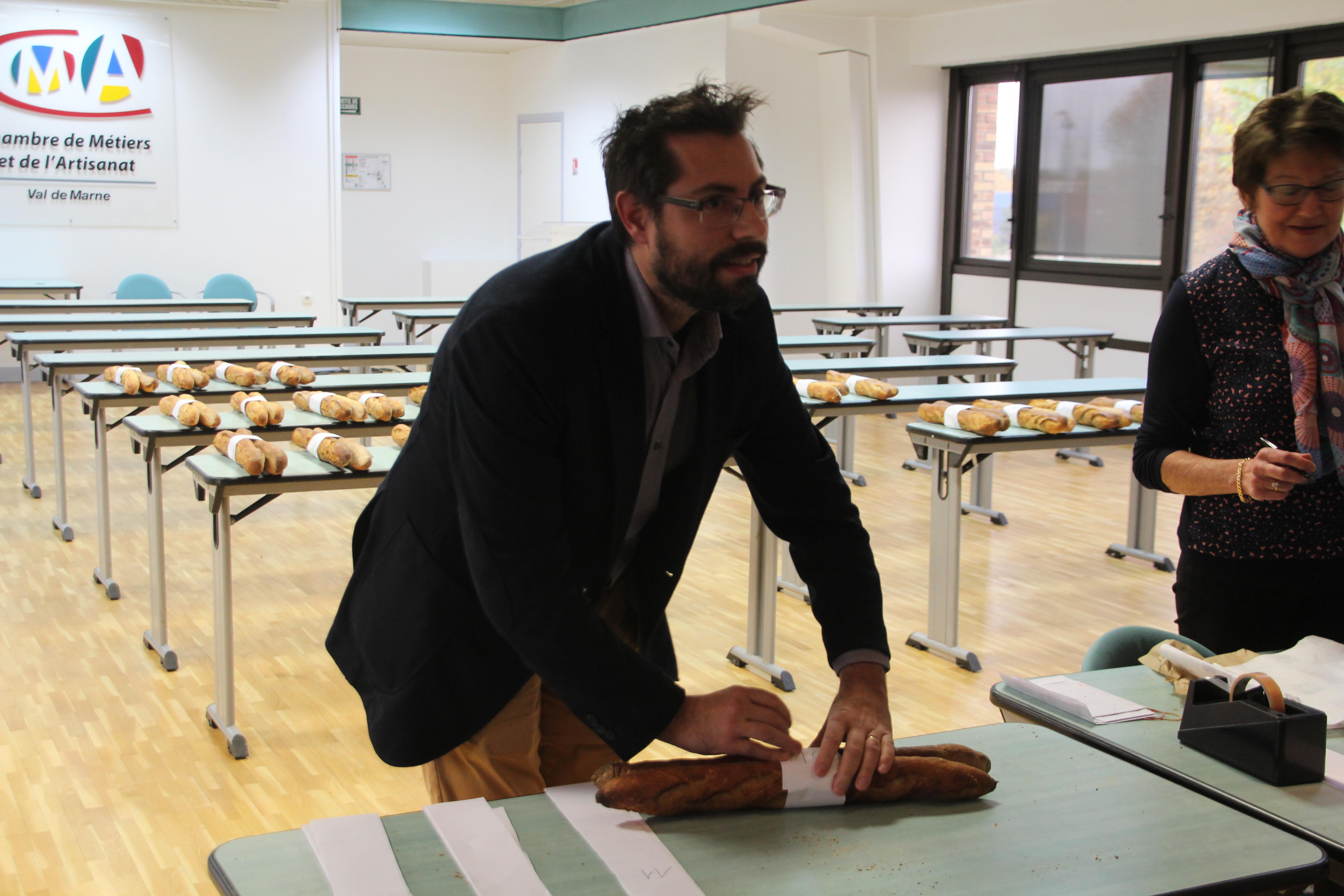 Vincent Grimont, lauréat de l'édition 2011