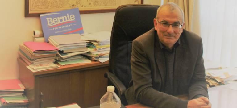 A Arcueil, Daniel Breuiller donnera son écharpe de maire à Christian Métairie