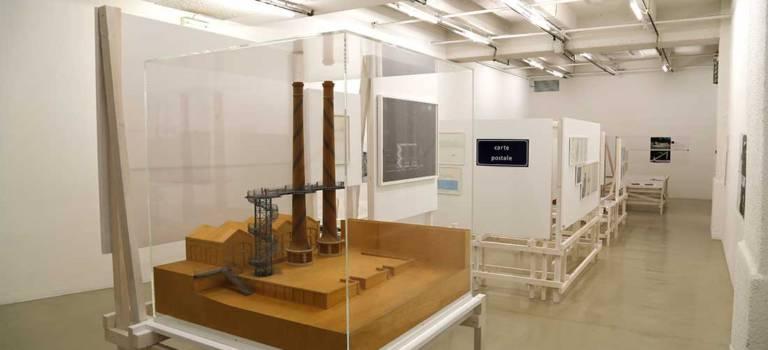 Exposition Le Territoire à l'œuvre à Ivry-sur-Seine