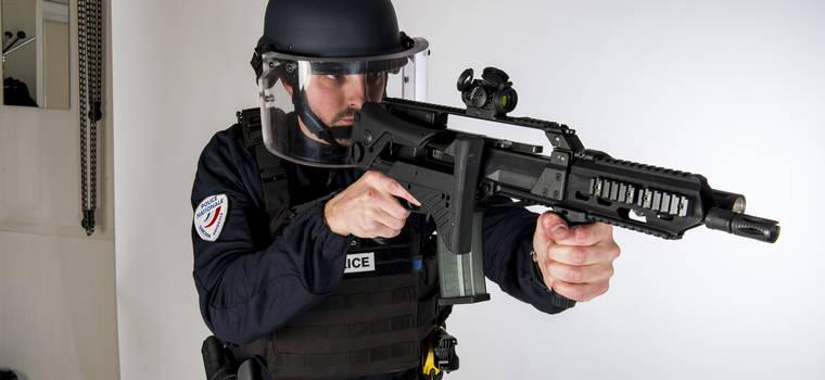 60 policiers de la Bac Val-de-Marne sont équipés de fusils d'assaut
