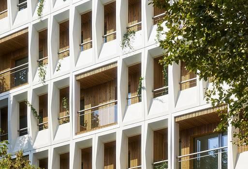 De l'art de reconvertir des bureaux en logements, exemple avec 3F à Charenton-le-Pont
