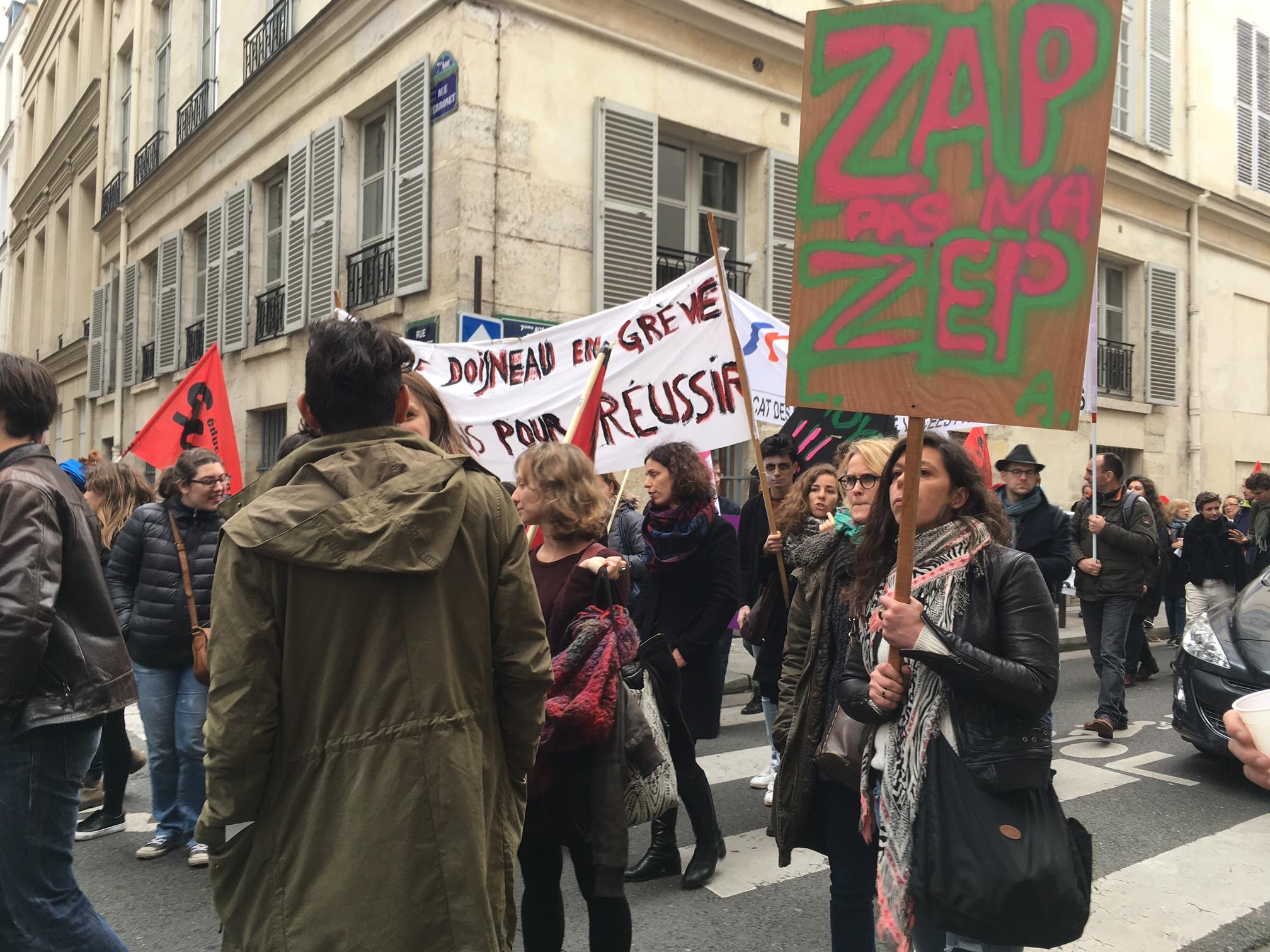 manifestation ZEP 2