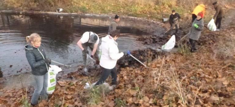Encore 30 m3 de déchets repêchés dans la Seine à Choisy et Villeneuve-Saint-Georges