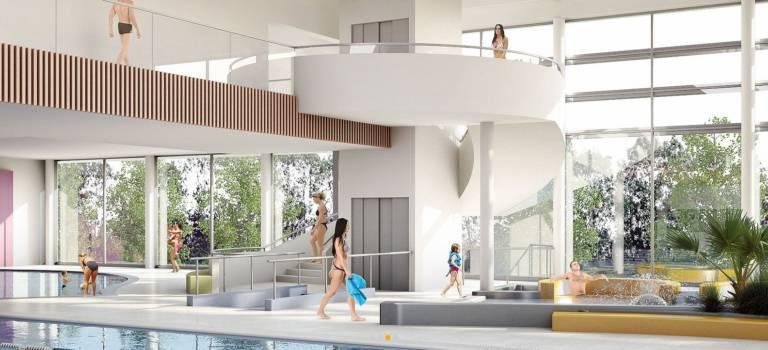 Dernier jour pour choisir le nom de la piscine à Vitry-sur-Seine