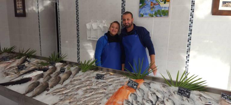 La nouvelle poissonnerie ravit les habitants à Vitry-sur-Seine