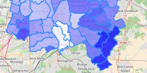 Primaires: comment les votes du Plateau briard se sont portés sur François Fillon