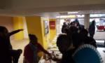 A Nogent, le gymnase Leclerc se prépare à accueillir des migrants quelques jours