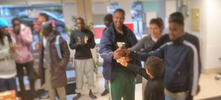 Exceptionnel élan de solidarité envers les réfugiés de Nogent-sur-Marne