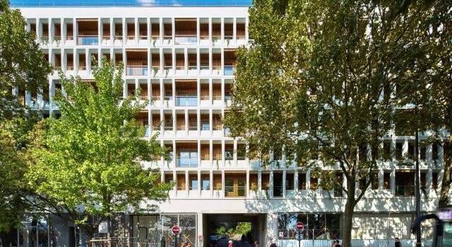 Des bureaux transformés en logements sociaux à charenton le pont