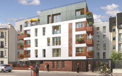 Résidence l'Aquilain, 100 futurs logements à Villejuif