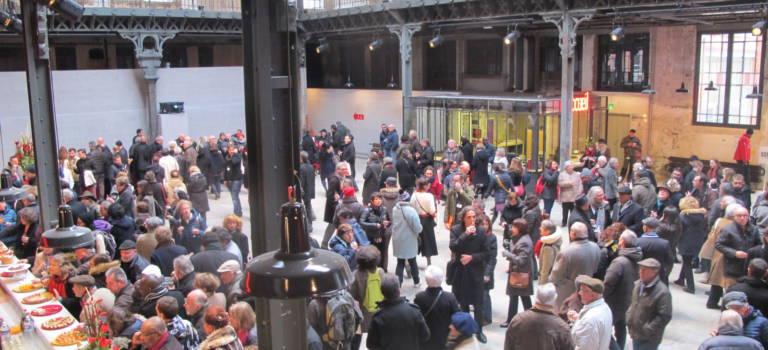 A la manufacture des œillets, le centre dramatique national des quartiers d'Ivry a levé le rideau