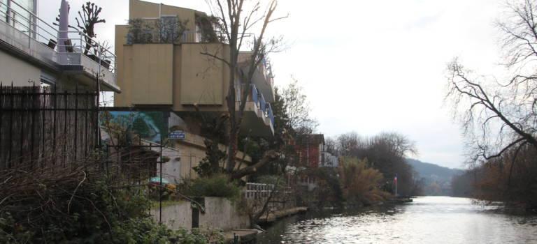 Privatisation illégale de l'accès à la Marne, VNF fait respecter la loi